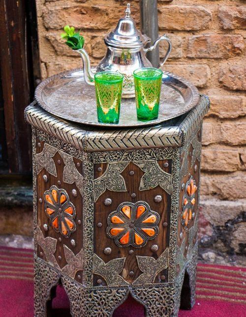 Granada, dzielnica arabska