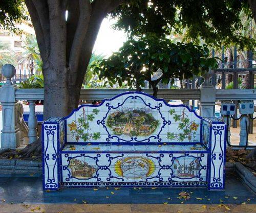 Marbella, Parque de Alameda