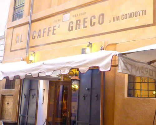 Al Caffe Greco