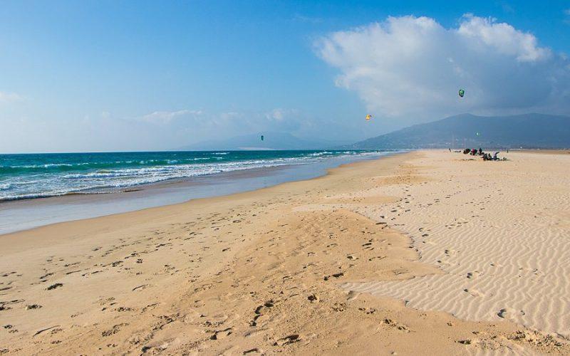 Tariffa, plaża