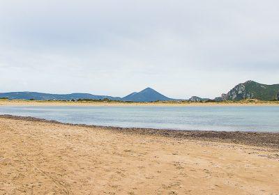 plaża Voidokilia